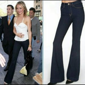 "J Brand ""The Doll"" High waisted Jeans 318 for sale"